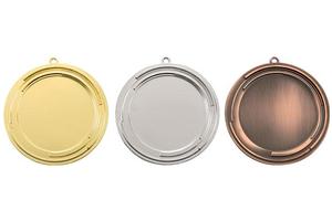Medaille E227 Ø 70 mm