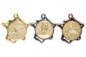 Medaille F3C Ø 75 mm