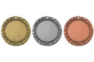 Medaille D8D Ø 70 mm