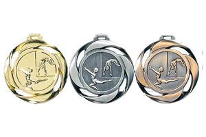 Medaille NF13 Turnen Ø 40 mm