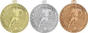 Fußball Medaille BS.ME75 - Ø 50mm