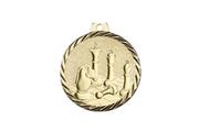 Medaille NZ04D Schach Ø 50 mm