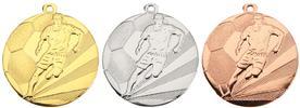 Fußball Medaille D112A - Ø 50mm