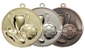 Fußball Medaille E213