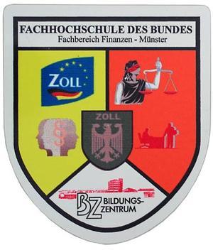 Bedruckte Wappen