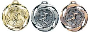 Fußball Medaille NF12 - Ø 40mm