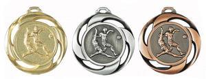 Fußball Medaille NF4 - Ø 40mm