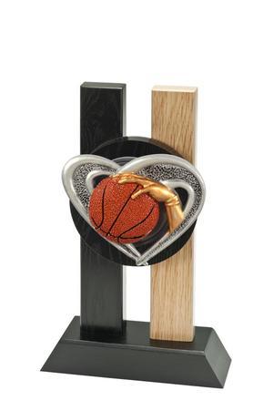 Holz Pokal Basketball FG2511