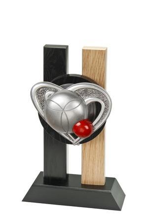 Holz Pokal Petanque FG2529