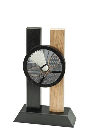 Holz Pokal Badminton FG014