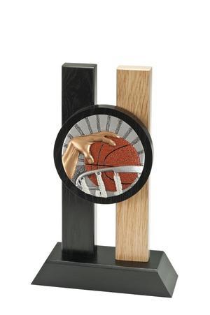 Holz Pokal Basketball FG025