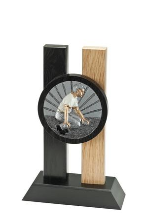 Holz Pokal Petanque FG027