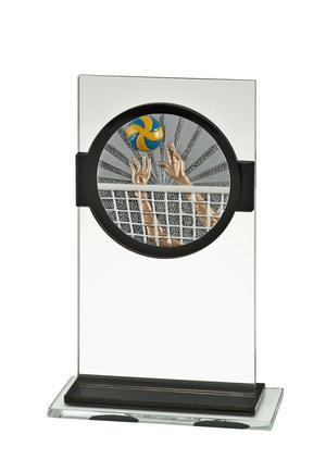Glas Pokal Volleyball FG007