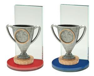 Glaspokal W125 Siegerpokal
