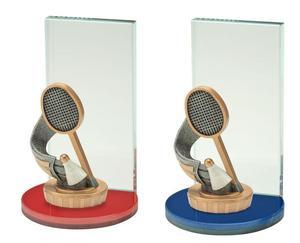 Glaspokal W125 Badminton