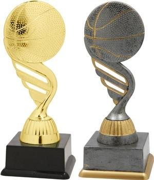 Pokalfigur Basketball P421
