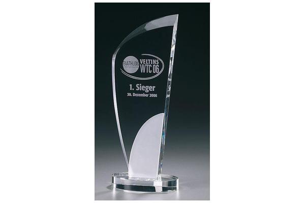 Crystal Ice Elegance Award 7904