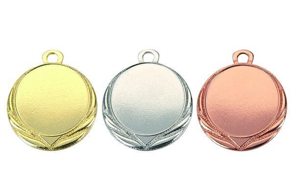 Kanu aus Stahl 40mm Emblem 25mm inkl mit einem Emblem Rudern e262 Medaillen Band Farbe: Gold 50 St/ück Medaillen Kajak