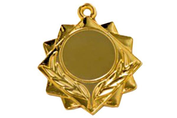 Zamak-Medaille 9227g