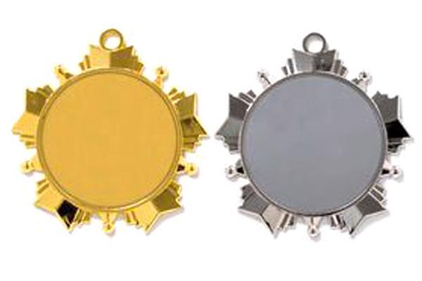 Zamak-Medaille 9229