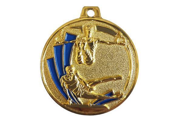 Fanshop L/ünen Medaillen Set Bronze T/änzer e111 Medaillenset Gold mit Medaillen-Band - Silber Tanzen mit Alu Emblem 50mm Gro/ße Stahl 70mm Gold,Silber,Bronce