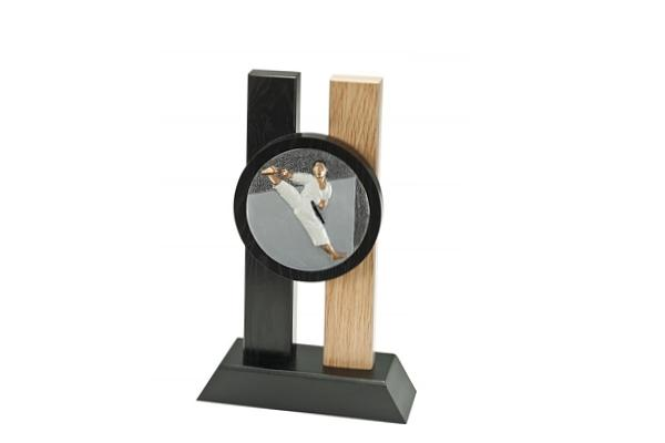 Holz Pokal Karate FG005
