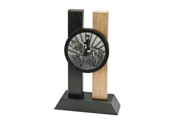 Holz Pokal Reiten FG068